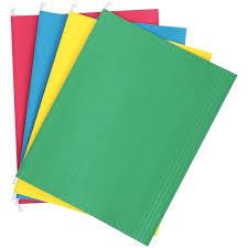 Expansion Hanging File Folder