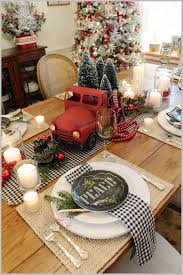 Great Christmas Table Decoration Ideas Ideal Home How To Decorate A