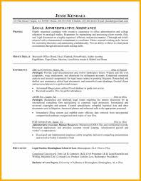 83 Sample Paralegal Resume Cover Letter General Resume