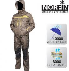 <b>Демисезонный костюм Norfin Pro</b> DRY 04, Каталог, Верхняя ...