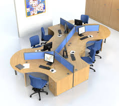 Office desk layouts Curved There Is More To An Office Ie Bellissima Designs Wordpresscom The Officeu2026 Ie Bellissima Designs