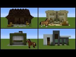 minecraft 8 horse le designs play