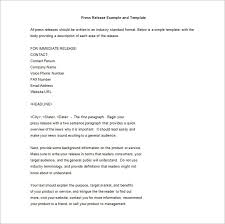 Simple Press Release Template 28 Press Release Template Word Excel Pdf Free Premium Templates