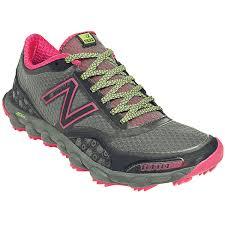 new balance minimus womens. new balance women\u0026#39;s minimus 1010 trail running shoes, grey/pink new balance womens