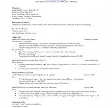 Ideas Collection Vanderbilt Resume Builder Brilliant Teenage Resume