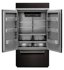 kitchenaid black stainless. kitchenaid black stainless steel kbfn502ebs y