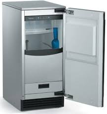 scotsman residential ice machine. Simple Scotsman Scotsman Brilliance Series SCCP50MA1SU  Interior View For Residential Ice Machine O