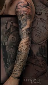 Tattoo Id Bojovníci