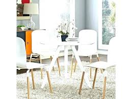 36 round glass dining table set inch and chairs kitchen furniture remarkable