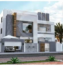 Bungalow Compound Design Modelos De Casa Facade House Duplex House Design