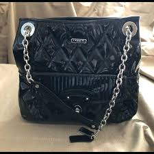 coach used purses gently authentic leather