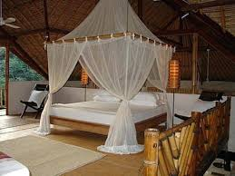 Luxury Bamboo Canopy Tent Structure Maui Bed Awesome Home ...