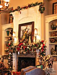christmas mantel decor show me decorating create inspire educate decorate  mantle garland living room decorations