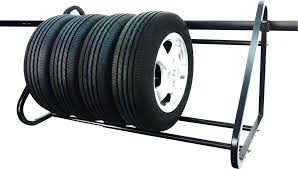 wall mount tire rack. Perfect Mount 440 Lb Adjustable Wall Mount Tire Rack On E