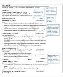Resume Format for Fresher Lecturer Doc
