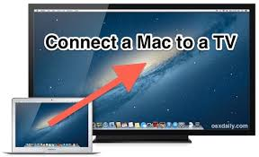 how to connect a mac to a tv with hdmi