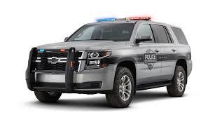 Police Suv Chevy Tahoe Ppv Gm Fleet