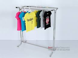 Apparel Display Stands GR100 Best quality clothing display stands clothes racks for sale 47