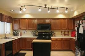 kitchens with track lighting lovely long u0026amp gallery kitchen makeovers designs long track lighting e60