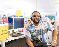Call Center Associate At Our Capital One Office Photo