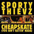 Cheapskate (You Ain't Gettin' Nada) [CD]