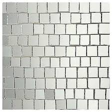 stained glass mosaic roman silver mirror gloss tiles home depot rose gold self adhesive real glass mirror tile craft colored mini square mirrors mosaic