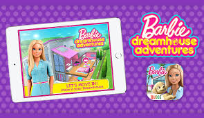 create your very own barbie dreamhouse experience with the new barbie dreamhouse adventures app