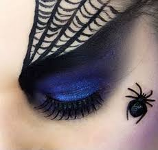 spider eye makeup catch your prey with spider eye makeup zesty mag