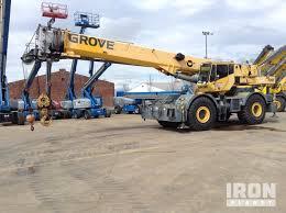 2007 Grove Rt700e Rough Terrain Crane In Baton Rouge