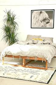 Queen Bed Frame With Storage Unique Beds Headboards Side Rails Oak ...