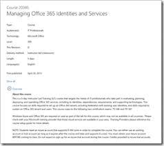 Microsoft Office Curriculum Training Office 365 Certified Training Curriculum Kurt