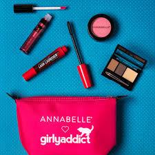 yaddict x annabelle makeup bag