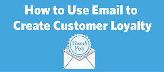 How To Use Email How To Use Email To Create Customer Loyalty Constant Contact Blogs