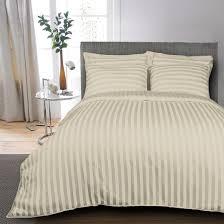 mrs cherry berry collection khaki 1 stripe bedding set