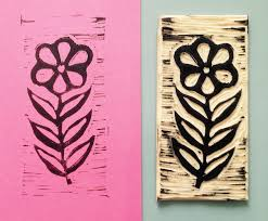 Easy Lino Print Designs Lino Printing For Beginners Suzanne Kemplay