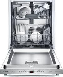 bosch dishwasher silence plus 46 dba. Contemporary Dba Bosch Ascenta Dlx Bar Hndl 55 Cycles 46 Dba Rckmatic  Inside Dishwasher Silence Plus Dba