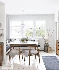 kitchen kitchen island dining table hybrid rectangular elegant chandelier wooden cabinet lighting decor stainless steel
