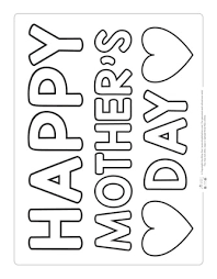 26 mother's day pictures to print and color more from my sitelabor day coloring pagesearth day coloring pagesvalentine's day coloring pagespurim coloring pageshanukkah coloring pagesthanksgiving coloring pages. Mother S Day Coloring Pages Itsybitsyfun Com