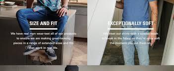 Buck Mason Size Chart Amazon Brand Goodthreads Mens Short Sleeve Lightweight Slub Henley