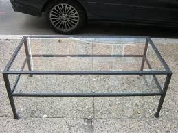 outstanding iron and glass coffee table ideas freepsychic org