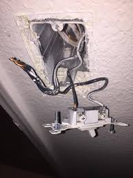 seperating bathroom light and exhaust fan on single switch home wire for the exhaust fan enter image description here