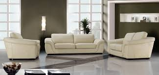 beige leather sofa. Modern Leather Sofa Set Furniture In Beige - $$2,625 -- Features: Based Off S