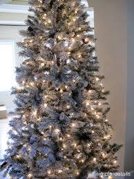 our $139 walmart christmas tree