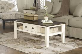 Antique White Coffee Tables White Coffee Table Set Zab Living