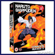 NARUTO SHIPPUDEN SERIES 2 -COMPLETE SEASON 2 **BRAND NEW DVD **