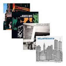 <b>Beastie Boys - To</b> The 5 Boroughs/Ill Communication/Paul's ...