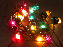 lighting sets. Royale Lanterns - Retro Vintage Christmas Outdoor Lighting Sets Rubber Cable G