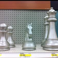 Small Picture Decorative chess pieces