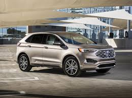 2019 Ford Edge Color Chart 2020 Ford Edge Review Pricing And Specs