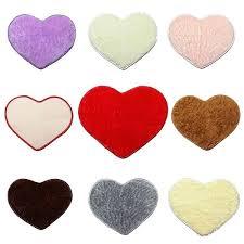 heart shaped rug new fashion gy heart shaped soft faux fur rug home decor sheepskin bedroom heart shaped rug